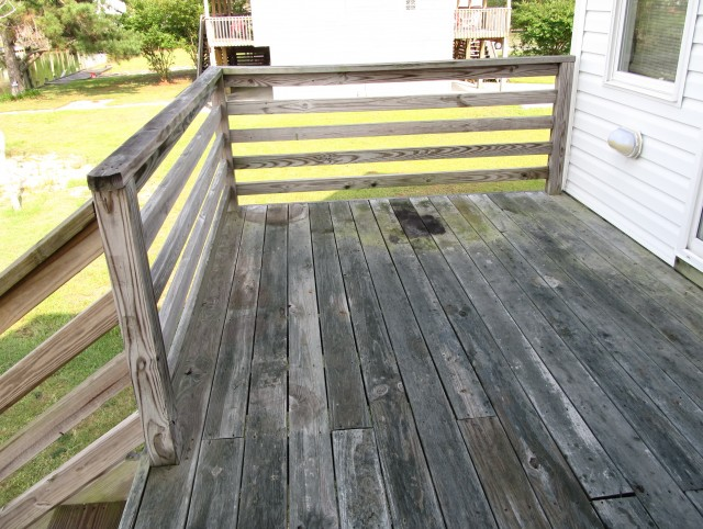 Pressure Washing Deck Prices