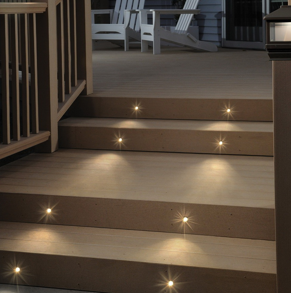 Recessed Deck Lighting Kits Canada