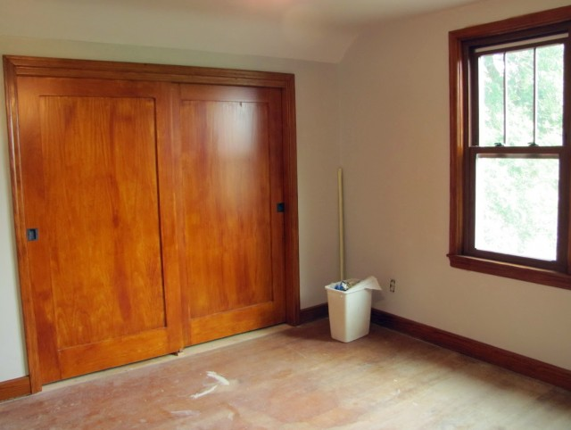 Sliding Double Closet Doors