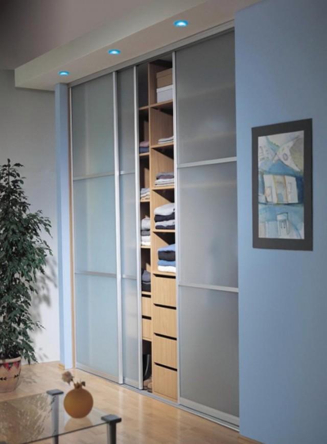 Sliding Frosted Glass Closet Doors Ikea