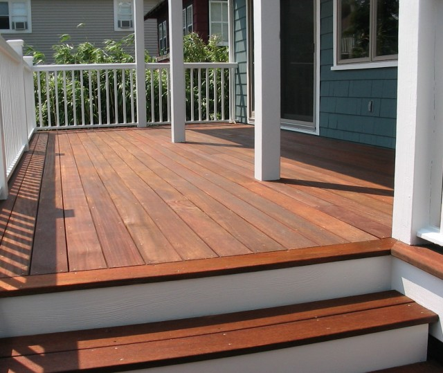 Solid Deck Stain Color Chart