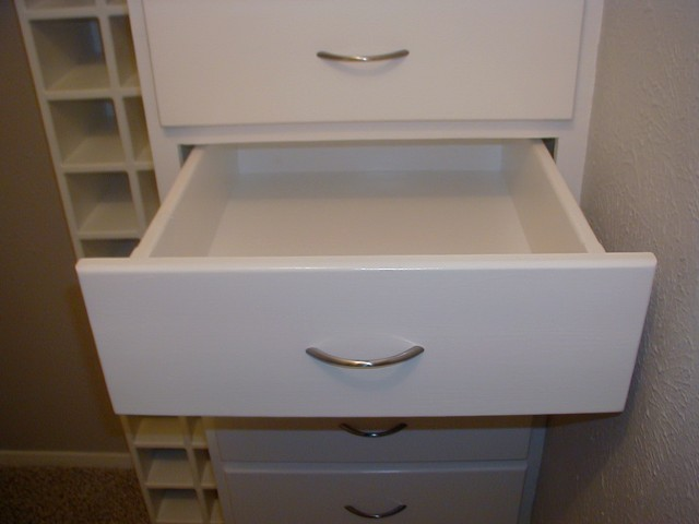 Storage Drawers For Closets