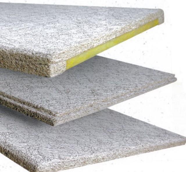 Tectum Roof Deck Panels