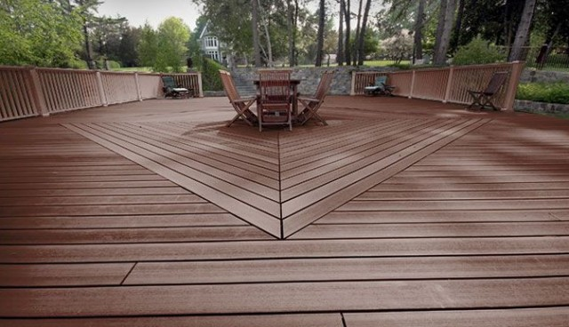 Trex Deck Design Tool