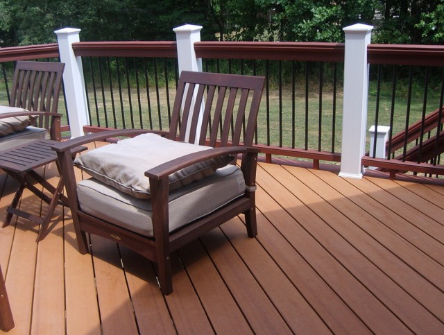 Trex Deck Railing Prices