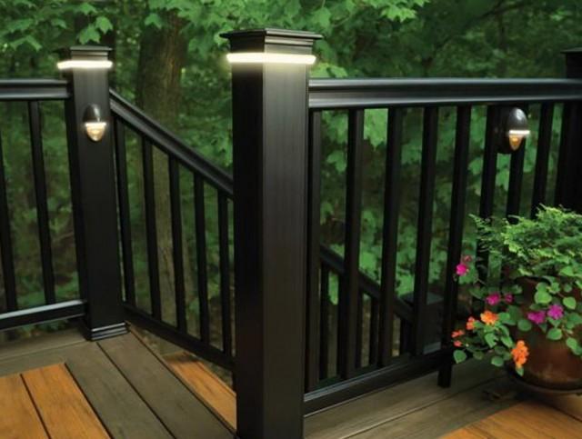 Trex Deck Railing System