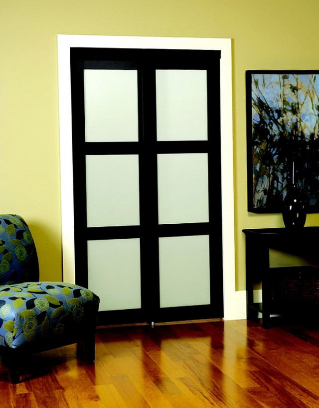 Unique Bi Fold Closet Doors
