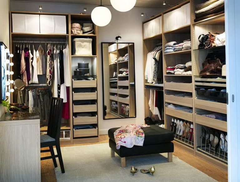 Walk In Closet Designs Ikea