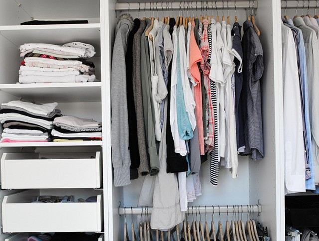 Ways To Organize Your Clothes In Your Closet