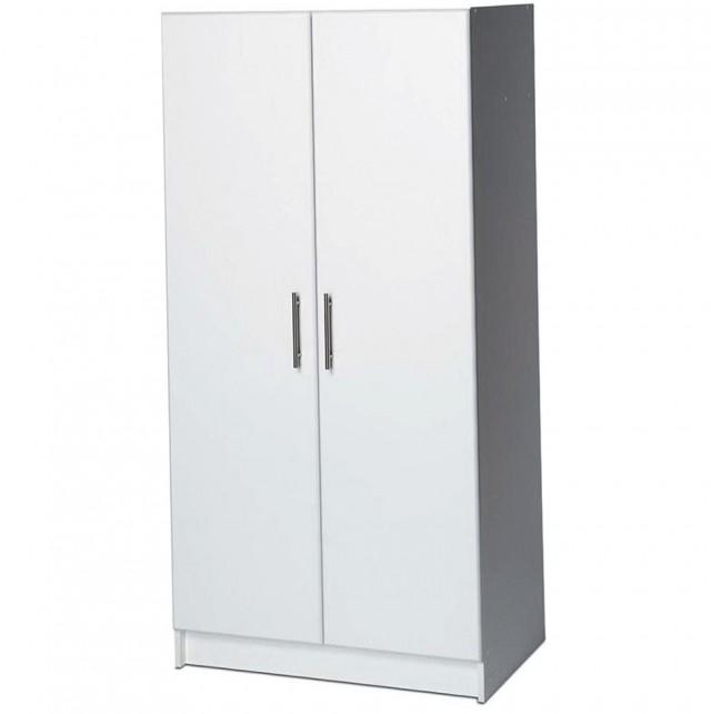 White Wardrobe Closet Lowes