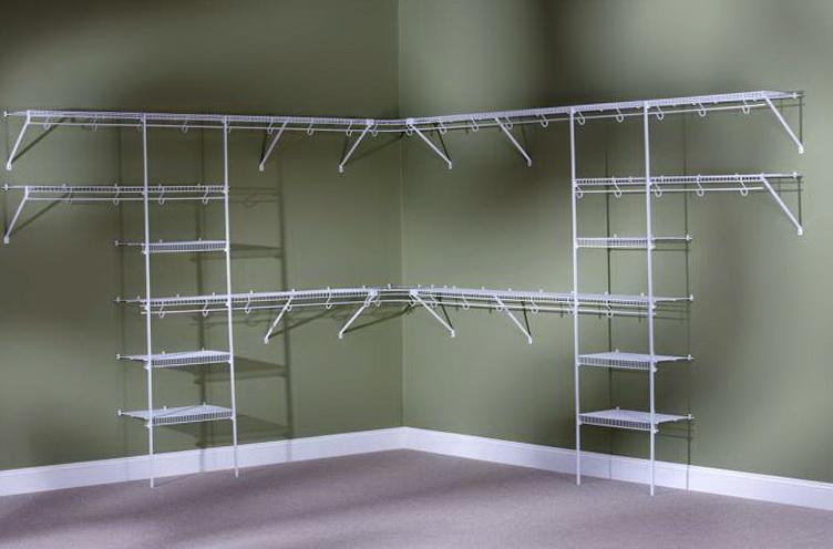 Wire Shelves For Closet