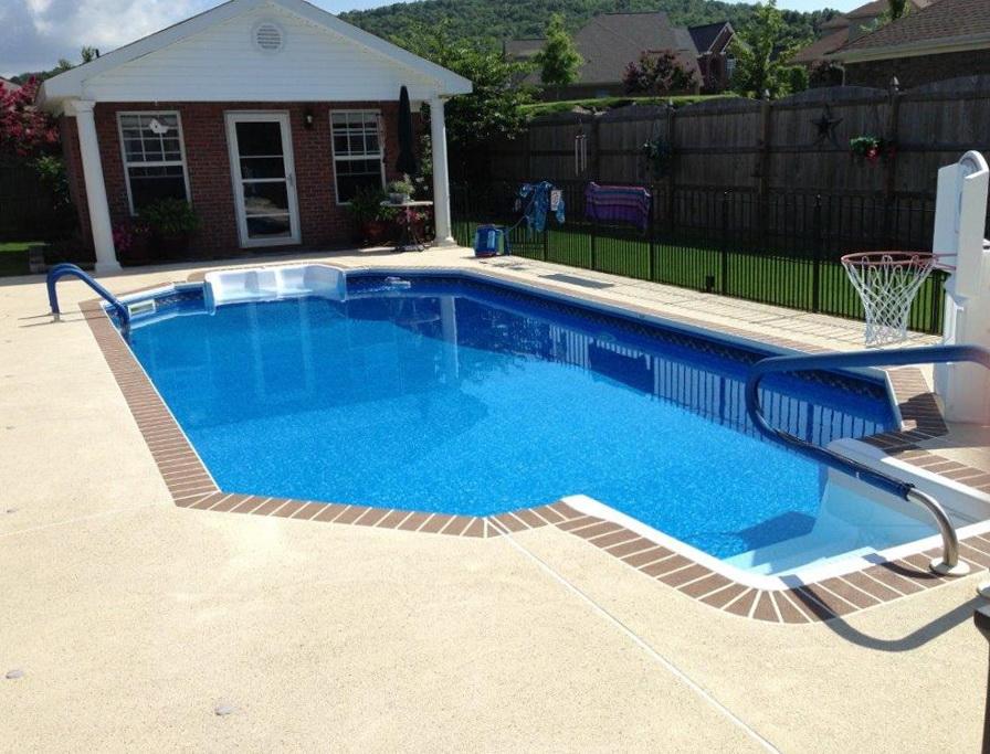 Acrylic Pool Deck Coatings