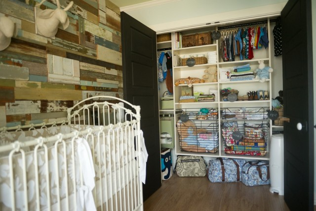 Baby Nursery Closet Ideas