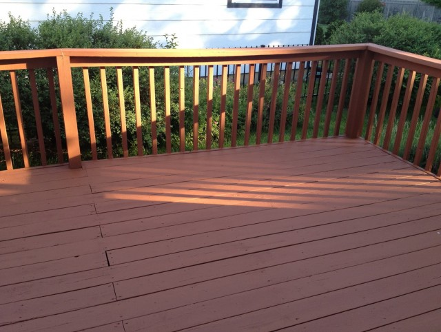 Behr Deck Over Concrete