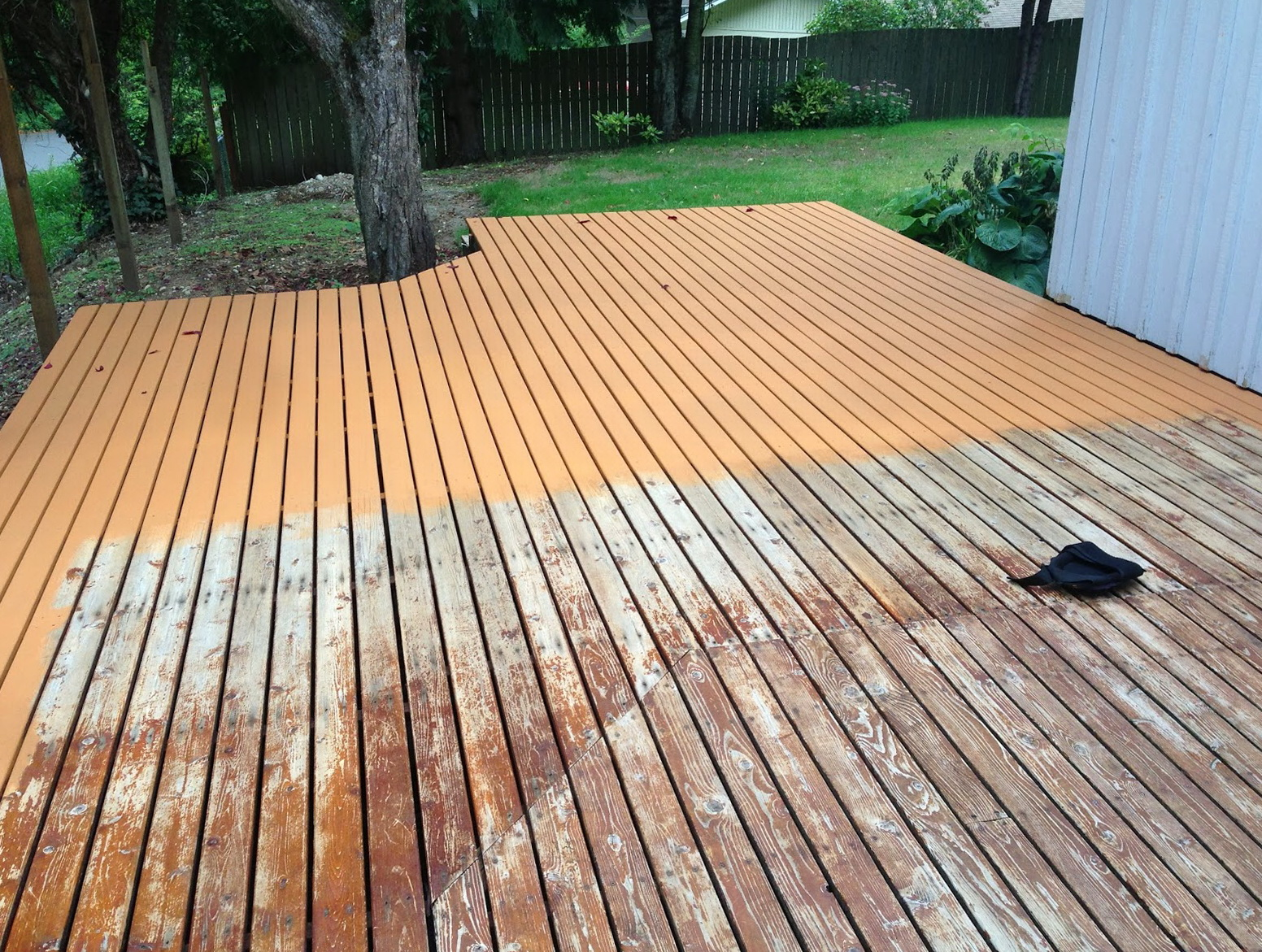 Behr Deck Over Images