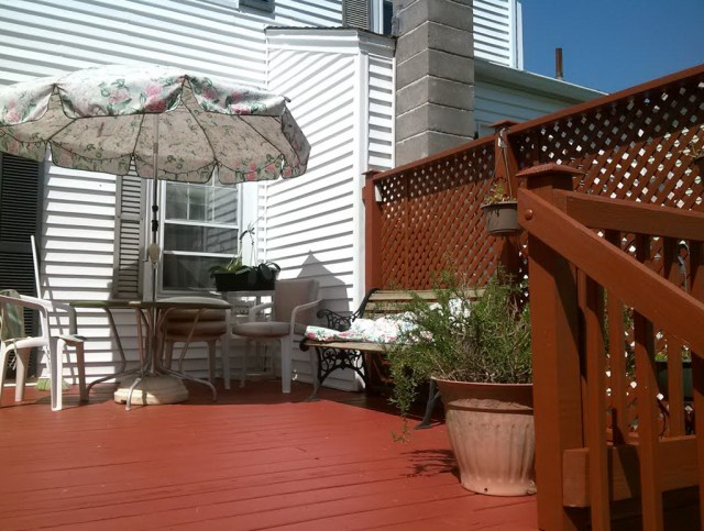 Behr Deck Over Slate