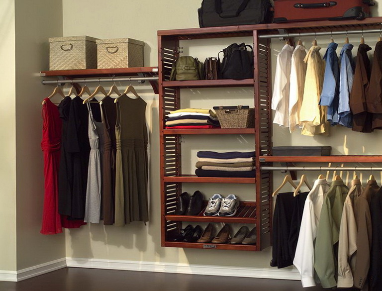 Best Closet Organizers Small Spaces