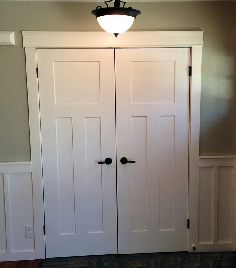 Bifold Closet Door Ideas