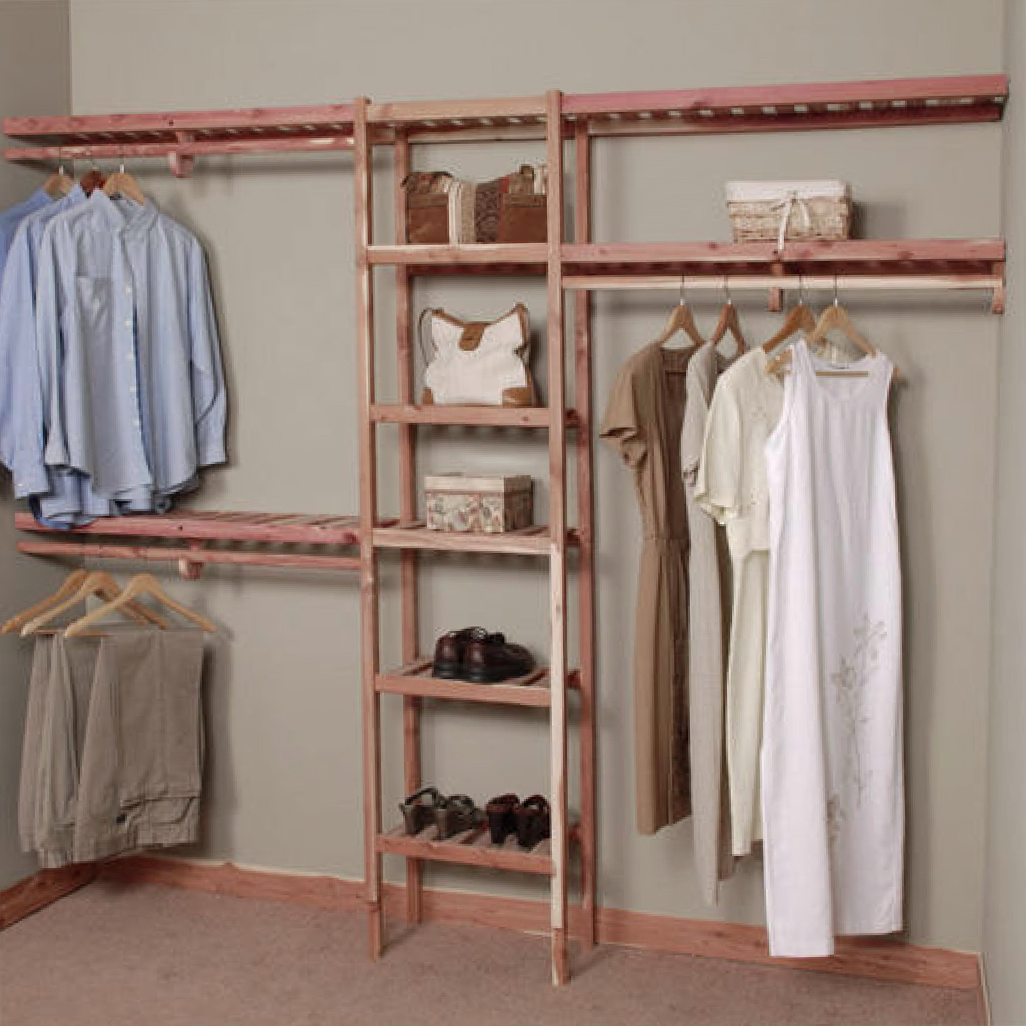 Cedar Wood For Closets