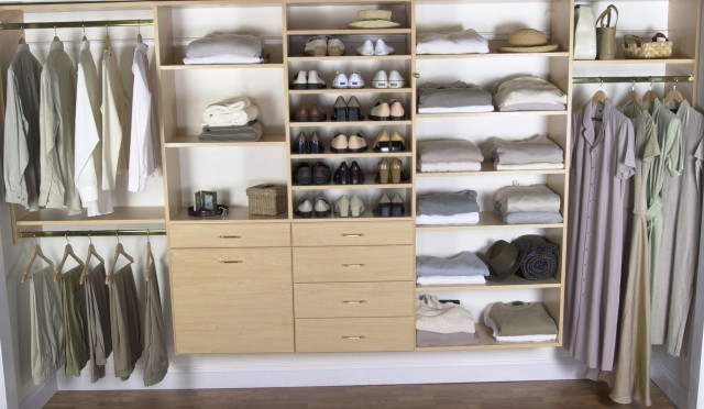 Closet Organization Ideas For Small Spaces