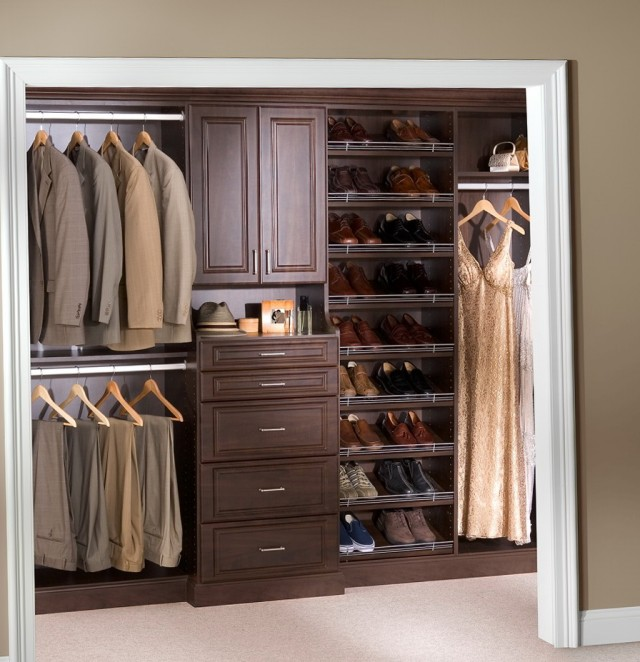 Closet Organizers Small Spaces