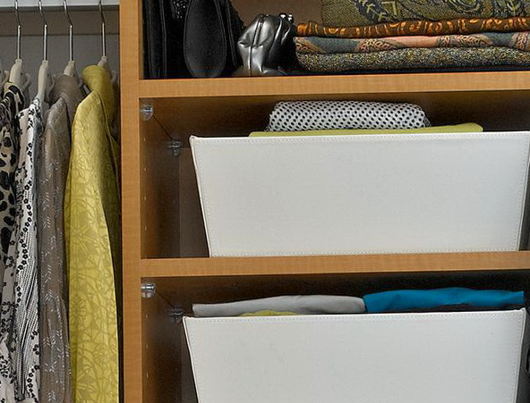 Closet Storage Drawers Mesh