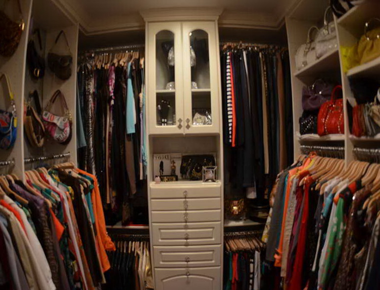 Closet Storage Ideas For Small Spaces