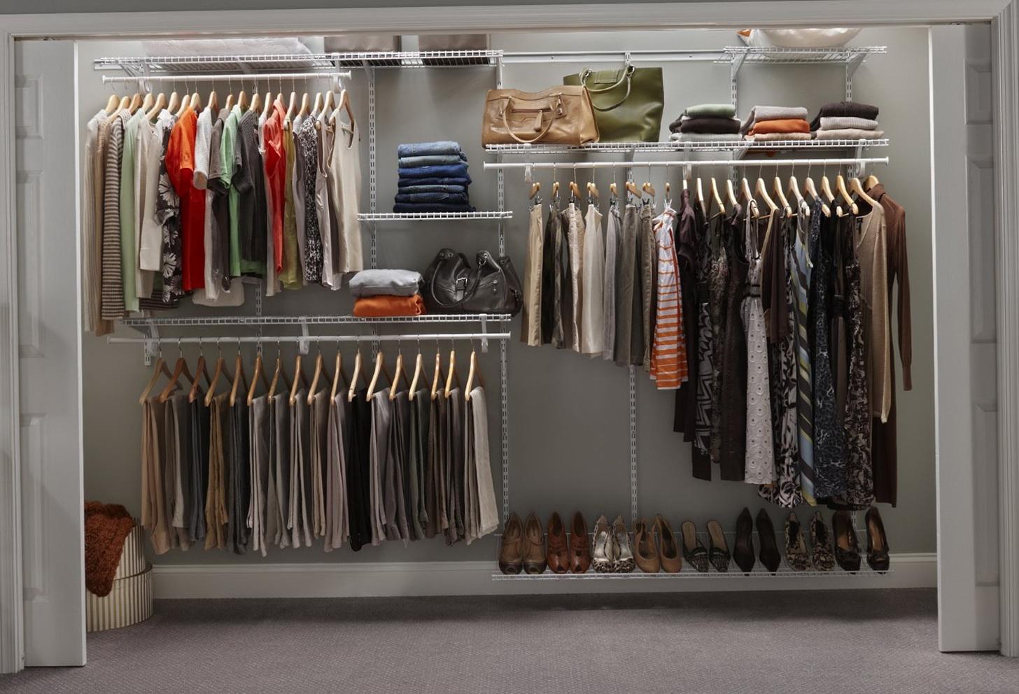 Closetmaid Closet Organizer Instructions