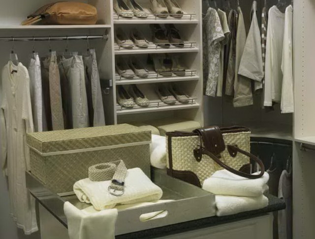 Container Store Closet Drawers