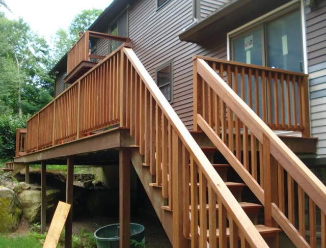 Deck Railing Height Requirements