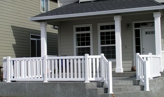 Deck Railing Systems Mesh