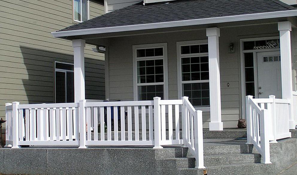 Deck Railing Systems Mesh