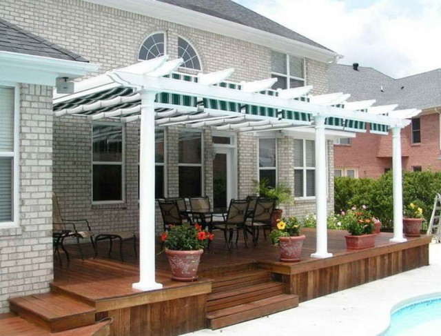 Decks And Patios For Mobile Homes