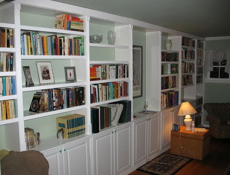 Diy Closet Built Ins