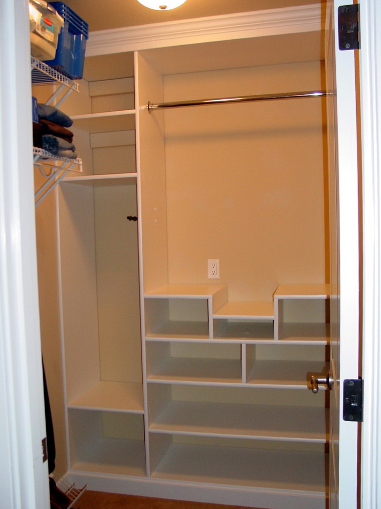 Diy Custom Closet Built Ins