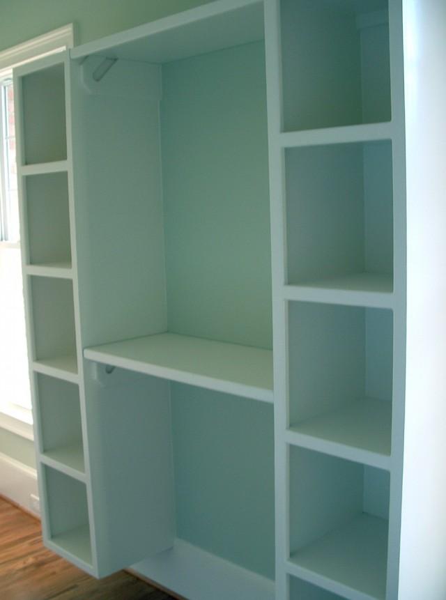 Diy Custom Closet Cabinets
