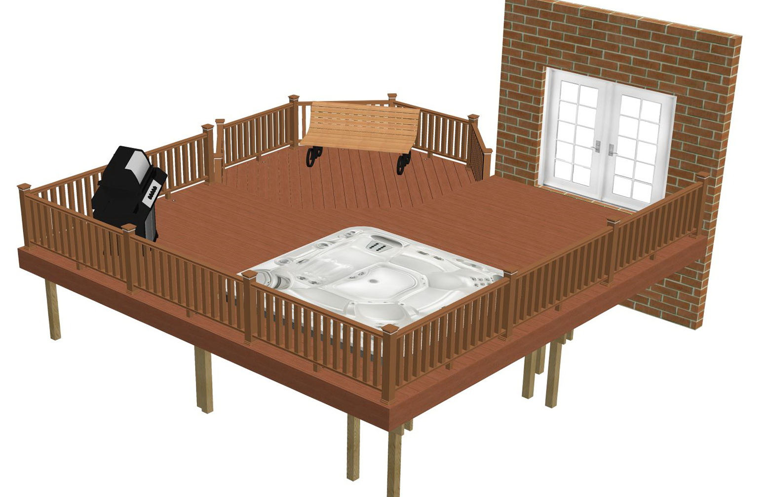 Free Deck Plans Online