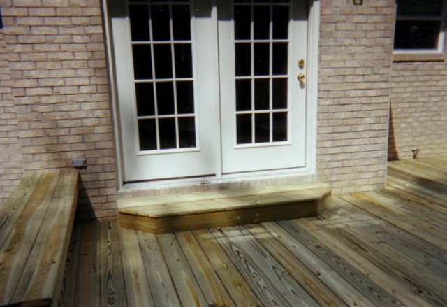 Front Entry Deck Designs