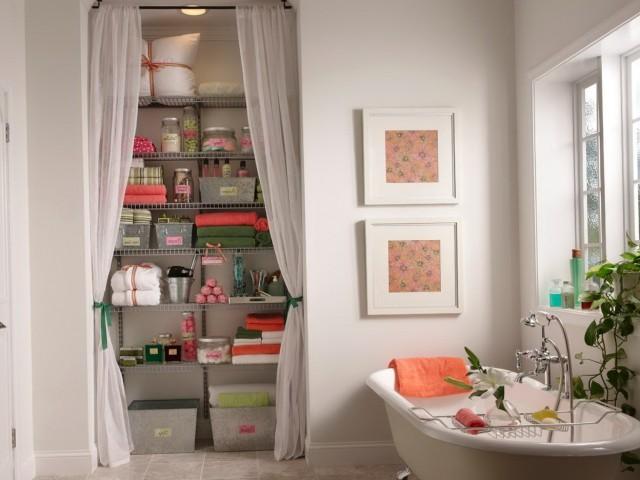 Hanging Curtains For Closet Doors