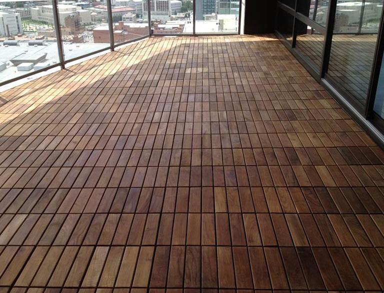 Home Depot Deck Tiles