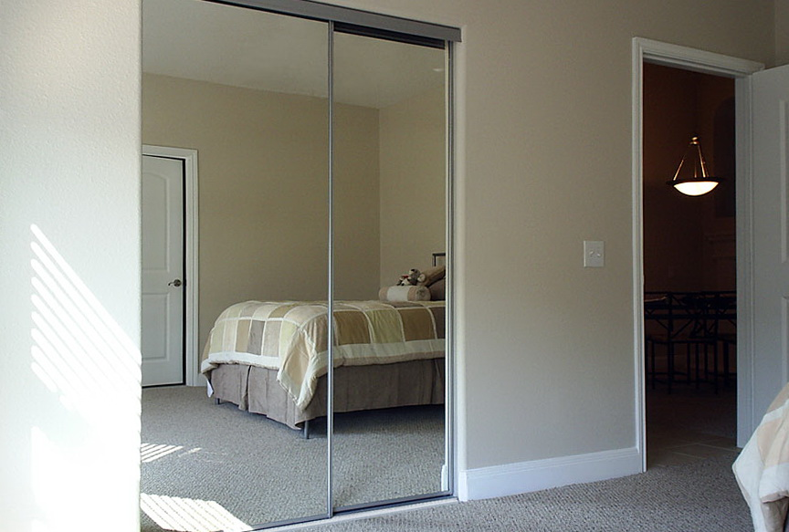 Home Depot Sliding Closet Doors Mirrored