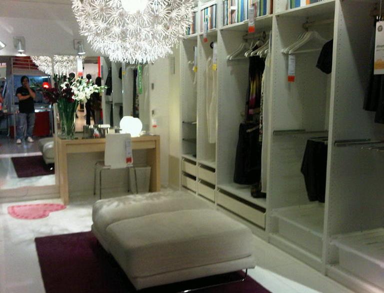 Ikea Walk In Closet Ideas