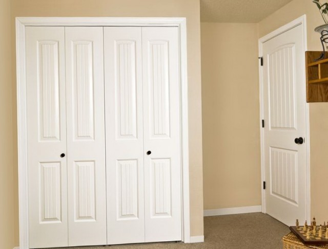 Interior Closet French Doors