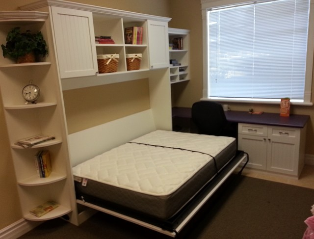 Murphy Bed In Closet