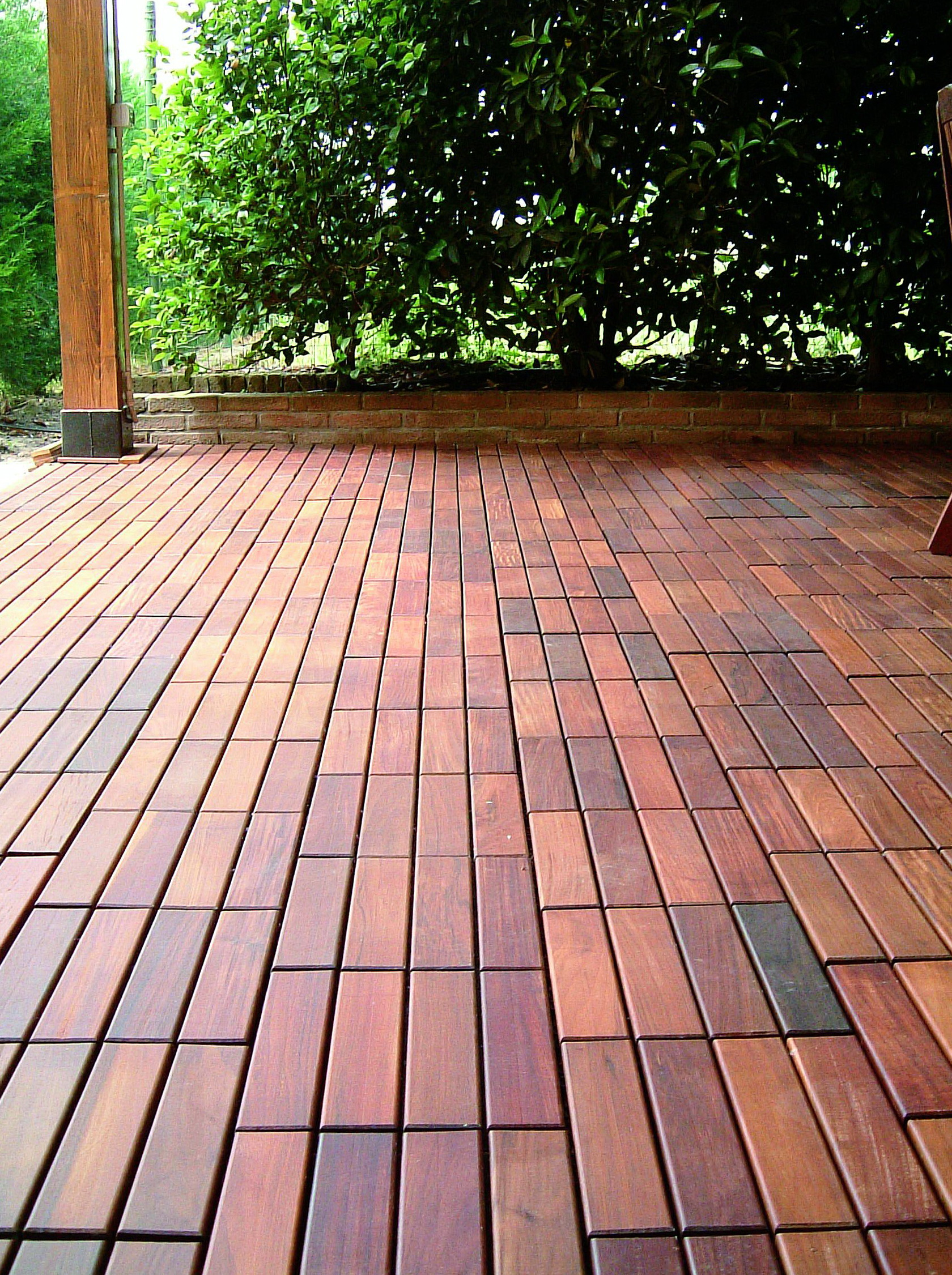 Outdoor Deck Flooring India