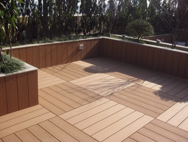 Outdoor Deck Flooring Materials