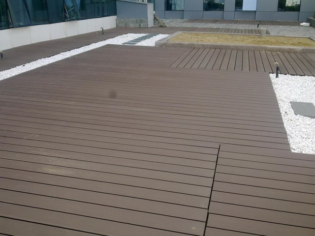 Outdoor Deck Flooring Waterproof