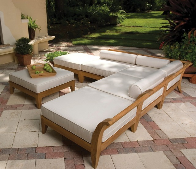 Outdoor Deck Furniture Plans