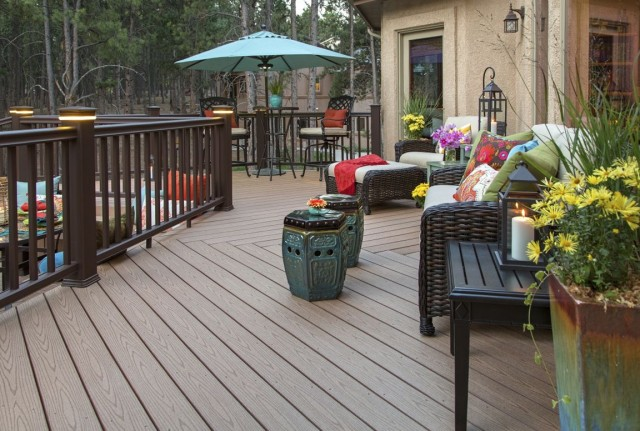 Painting A Deck Cost
