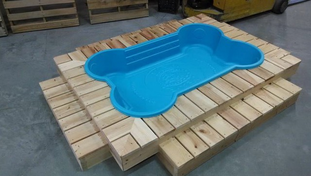 Pool Deck Kits Home Depot
